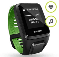 Pulsometro Tom Tom Runner 3 Cardio Music